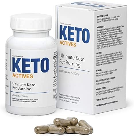 czy keto actives wpływa na naszą wagę?
